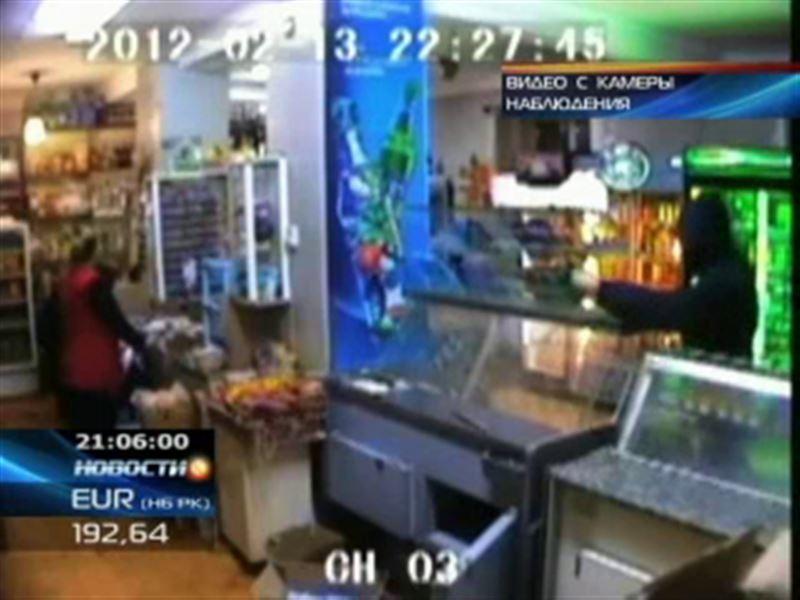 В Петропавловске полицейские задержали школьника - похитителя шоколадок