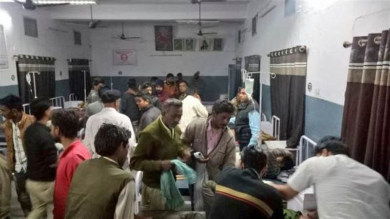 В Индии грузовик наехал на свадебную процессию, погибли 13 человек