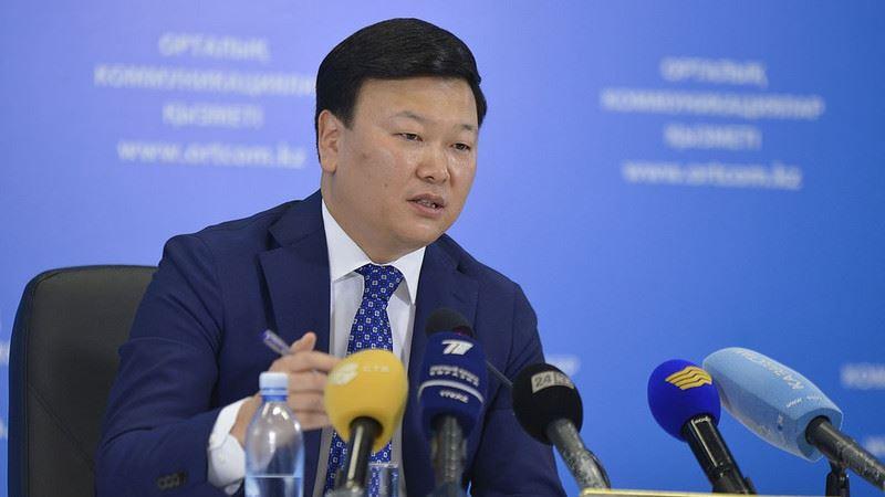 Алексей Цой назначен руководителем Медцентра Управления делами Президента РК
