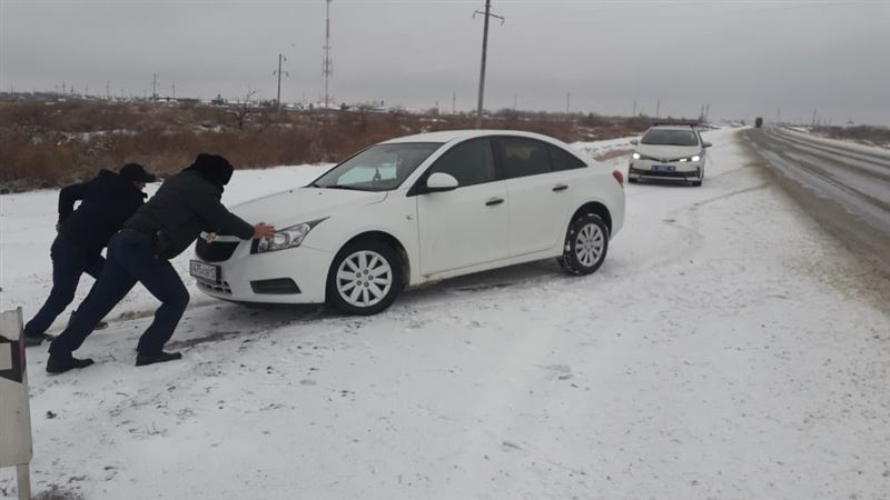 267 человек спасли из-за непогоды в Кызылординской области
