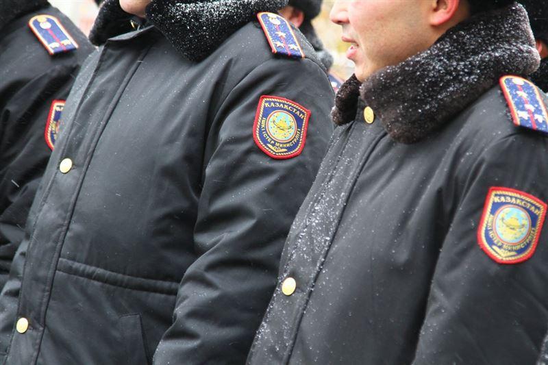 ШҚО-да 24 лауазымды полицей қысқартуға ұшырады