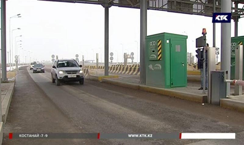 Список платных дорог в Казахстане расширяют