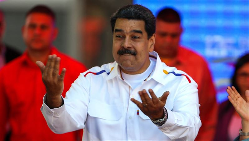 Мадуро предложил Гуайдо провести в Венесуэле новые выборы