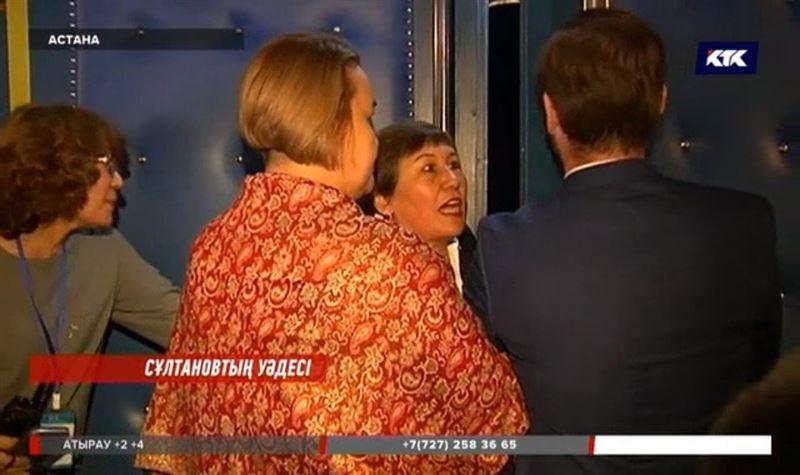 Астана әкіміне сұрақ қоя алмаған тұрғындар шу шығарды