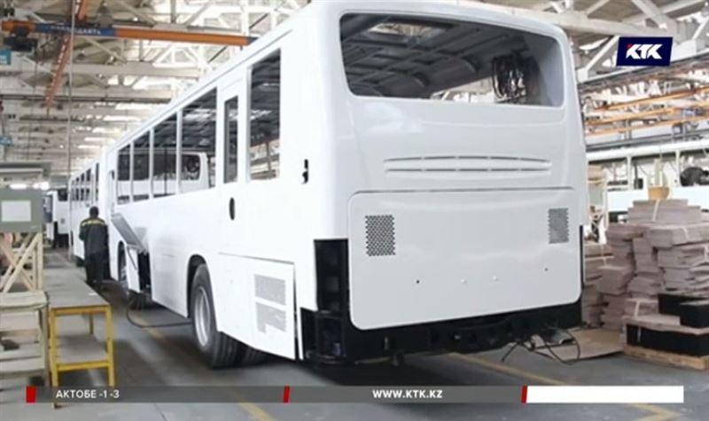 Чиновник договаривался о поставке автобусов из Турции в ущерб Казахстану