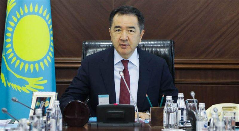 Бакытжан Сагинтаев поблагодарил Президента за высокое доверие