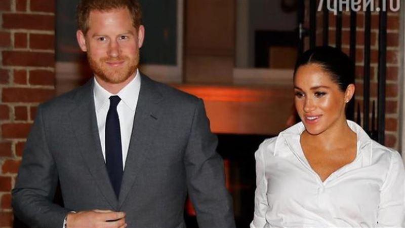 Стал известен пол будущего ребенка Меган Маркл и принца Гарри