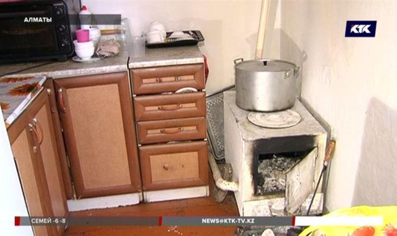 В Алматы целая семья отравилась угарным газом