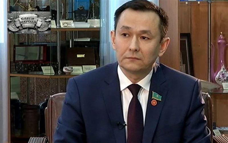 Айкын Конуров, лидер парламентской фракции «Народные коммунисты»