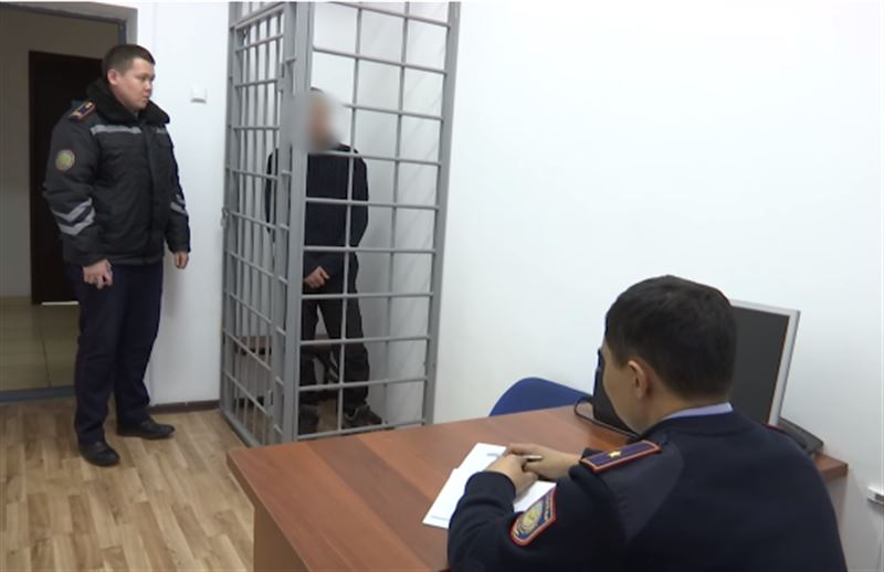 Вооруженную банду грабителей задержали в Алматинской области