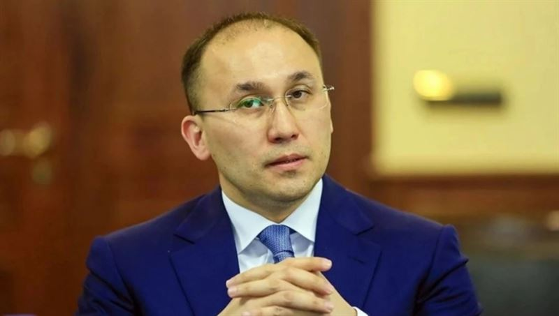 Абаев занял пост министра информации и общественного развития