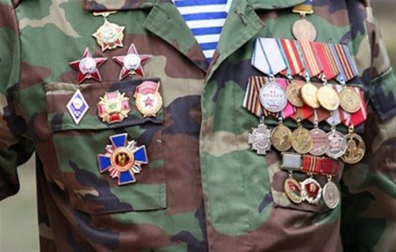 Алматинские школьники встретились с героями афганской войны