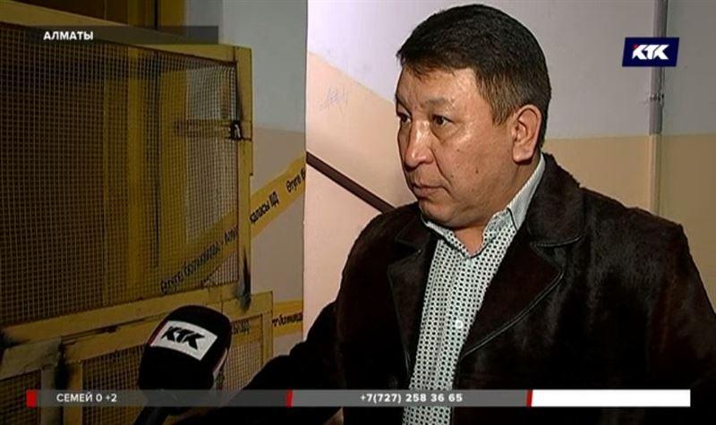 Родные алматинца, погибшего в лифте, недовольны следствием