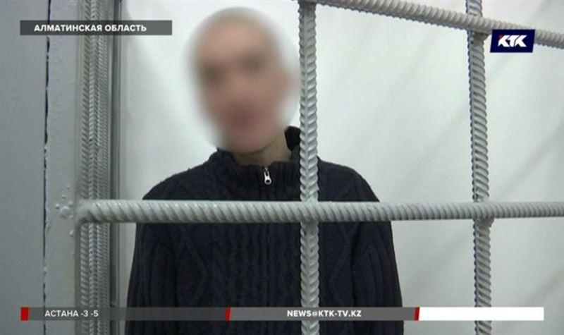 Банда, совершавшая налёты на магазины в Алматинской области, разоблачена