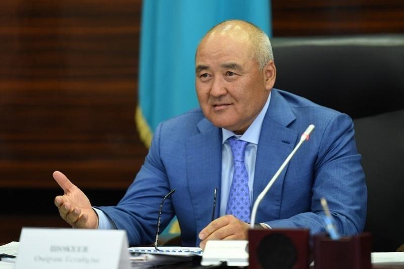 Өмірзақ Шөкеев Түркістан облысының әкімі болып тағайындалды