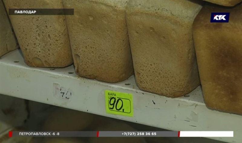 В Павлодаре подорожал социальный хлеб