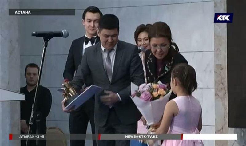 Самых добрых казахстанцев наградили в Астане