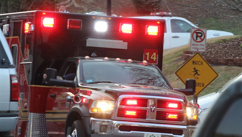В США 3 человека погибли при столкновении поезда и и грузовика