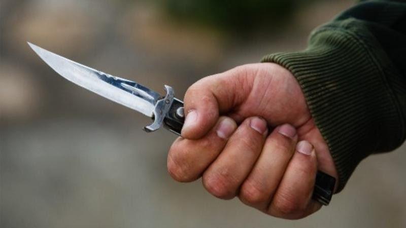 Скупщик краденого напал на полицейского, пытавшегося его арестовать