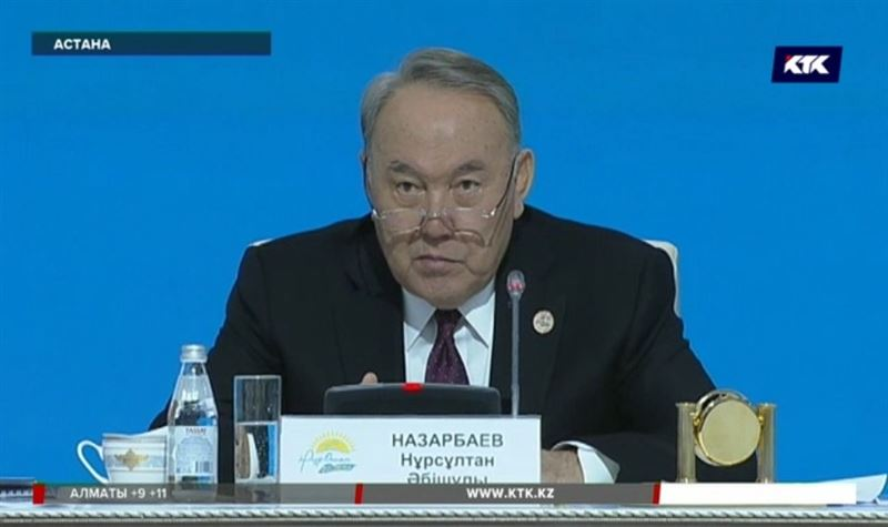 Нурсултан Назарбаев выразил соболезнования семьям погибших при взрыве