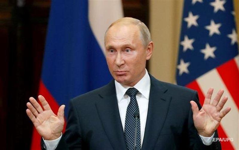 В Конгрессе США захотели узнать о доходах и имуществе Путина