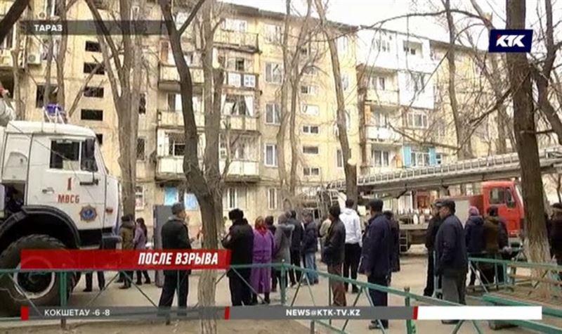 Жители многоэтажки, где произошел взрыв, боятся там жить