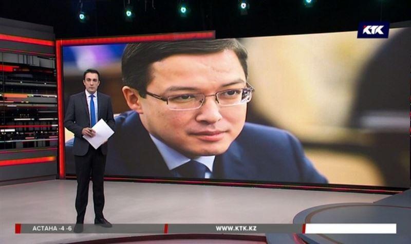 Данияр Акишев будет советником президента