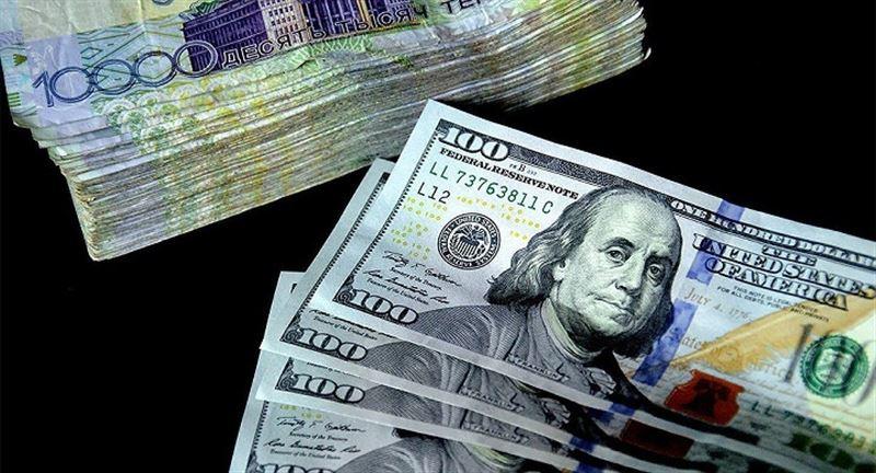 Нацвалюта укрепилась к доллару на 0,27 тенге