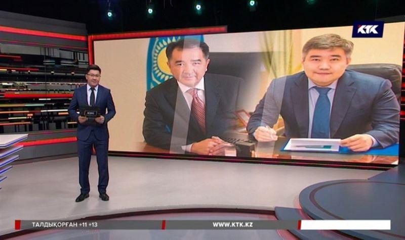 Сағынтаев пен Қалетаев жаңа қызметке тағайындалды