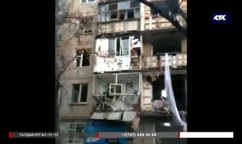 Жительница Тараза из списка погибших при взрыве дома оказалась жива – подробности в «Больших новостях»