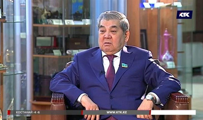 Депутат Султанов о целях президента, двух триллионах, коррупции и совести