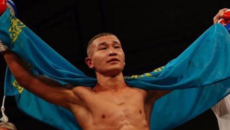 Боксер из Казахстана одержал четвертую победу в профи поединке