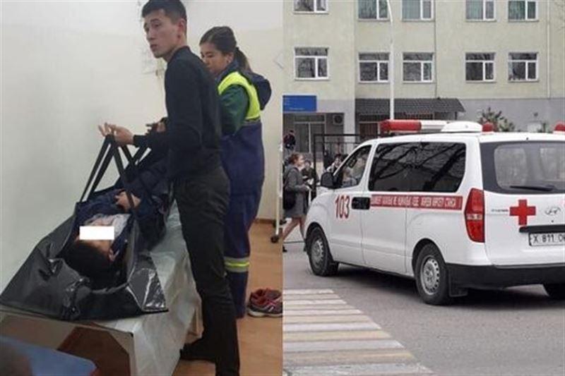 В Шымкенте ученик школы-гимназии 6 класса попал в больницу после слов учителя