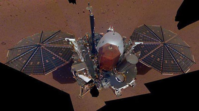 Зонд InSight впервые смог пробурить грунт Марса