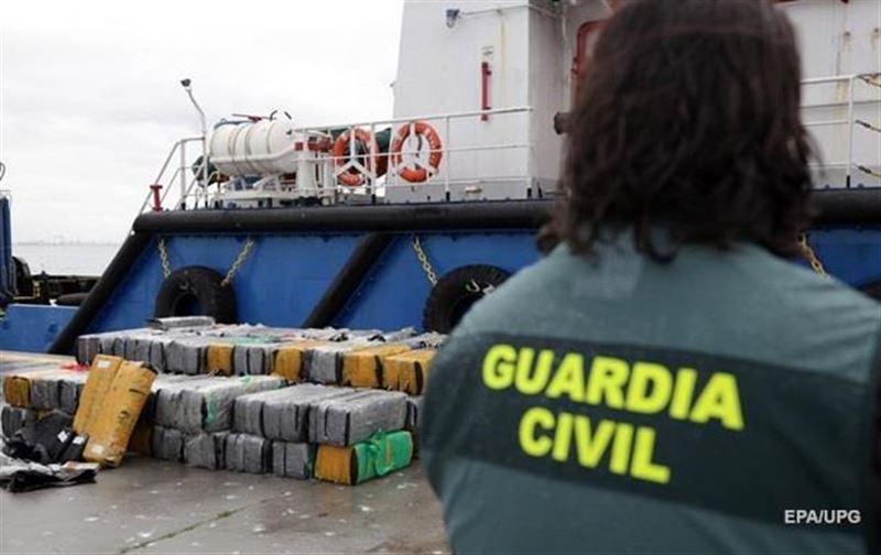 В Коста-Рике перехватили катер, перевозивший 1,5 тонны кокаина