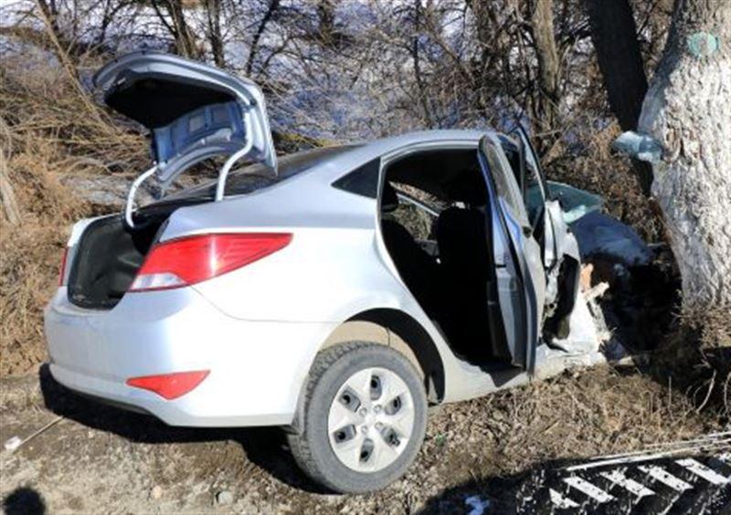 Авария со смертельным исходом произошла неподалеку от Каскелена