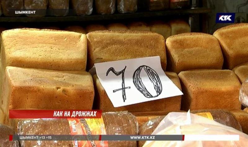 Резкое подорожание хлеба в Шымкенте