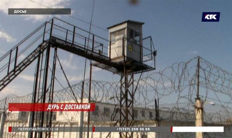 В Алматинской области заключенные жестоко избили надзирателя