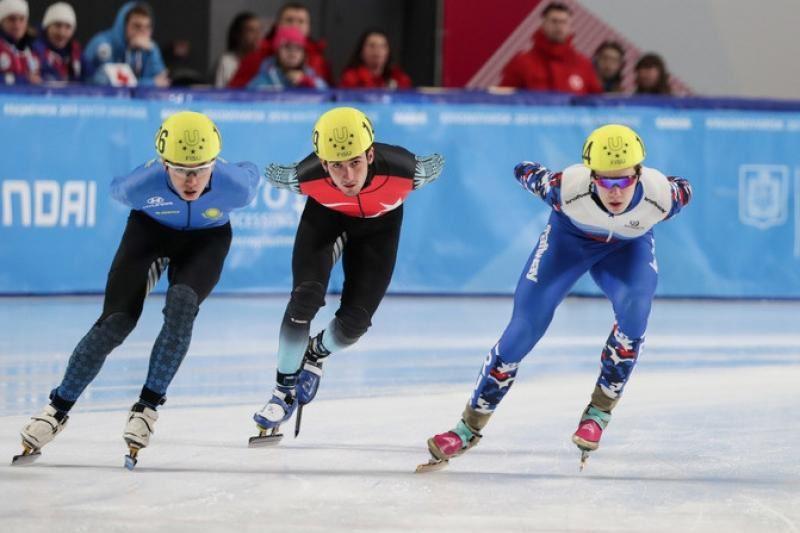 Қазақстандық спортшылар Универсиадада шорт-тректен 2 қола иеленді