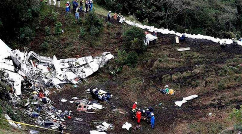 В Колумбии в авиакатастрофе погиб мэр города и его семья