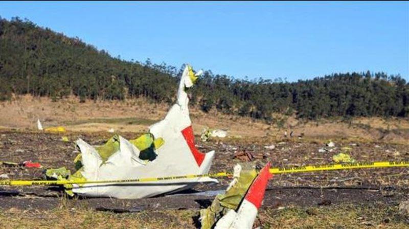 Авиакатастрофа в Эфиопии: погибли 19 сотрудников ООН