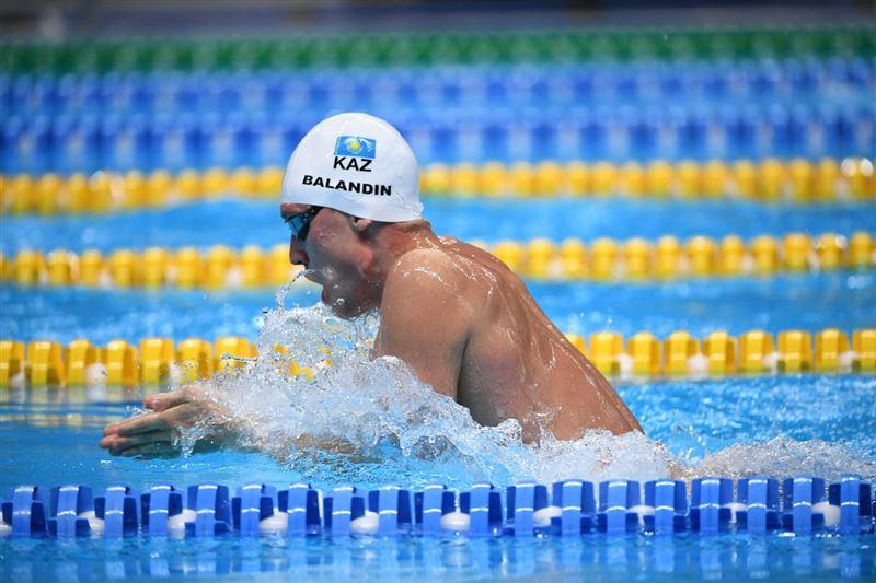 Баландин завоевал четвертую золотую медаль в Словении