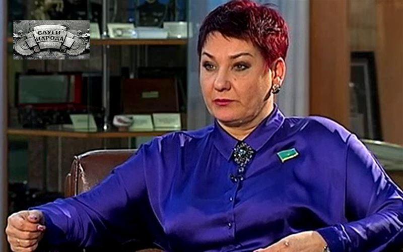Ольга Шишигина, олимпийская чемпионка, депутат Мажилиса