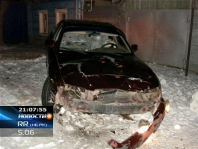 В Уральске мужчина угнал машину и насмерть сбил трех женщин