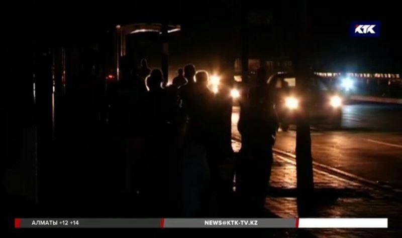 Венесуэла погрузилась во тьму