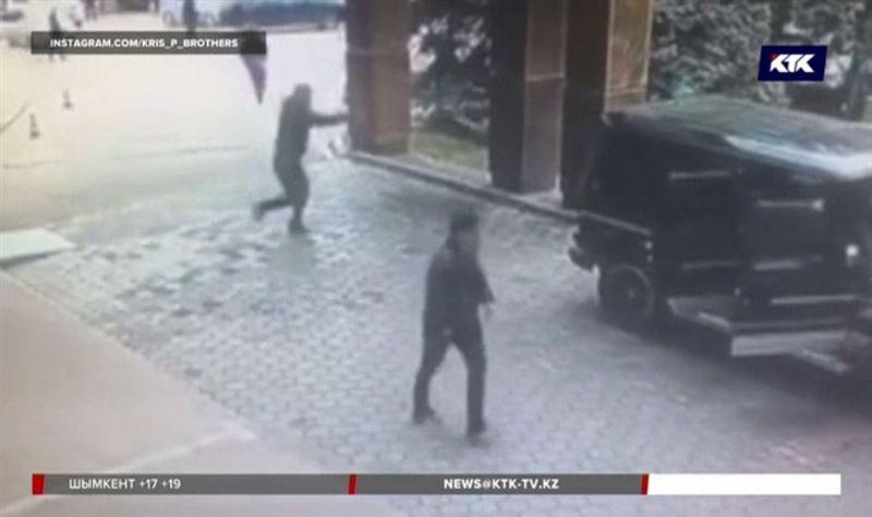 Конфликт со стрельбой в центре Алматы – задержаны четверо