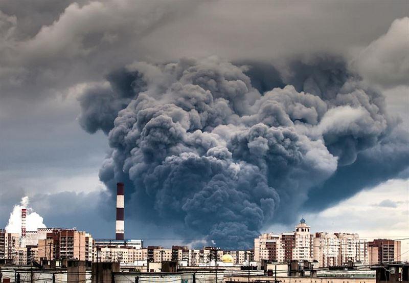 Казахстан попал в двадцатку самых загрязненных стран мира