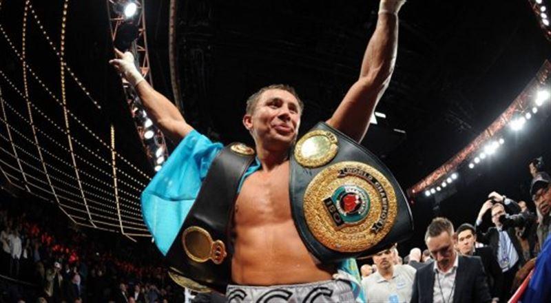Казахстанский боксер GGG вошел в число 100 самых популярных спортсменов мира