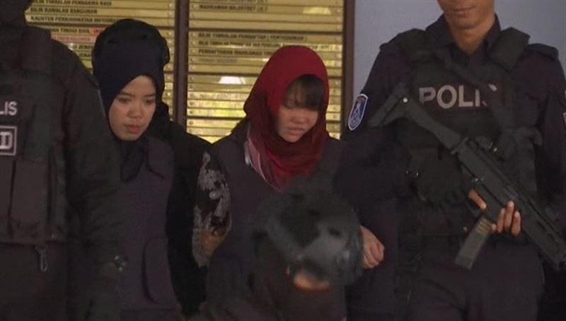 Суд оставил под стражей вторую подозреваемую в убийстве брата Ким Чен Ына