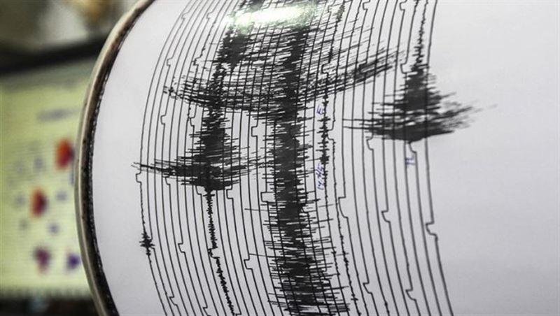 Землетрясение магнитудой 3.6 произошло в Алматинской области